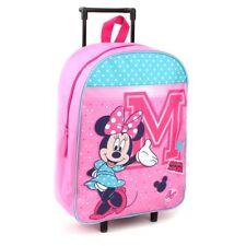 Minnie  Mouse  Trolley Koffer Kinderkoffer Kindertrolley Handgepäck 39x30x13 cm