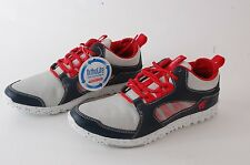 2014 NWOT MENS ETNIES SCOUT MT SHOES SIZE 9 $75 navy grey red white skateboard