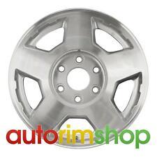 "Chevrolet Suburban 1500 Tahoe 1500 2004 2005 2006 2007 17"" Factory OEM Wheel Rim"