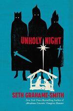 Unholy Night by Seth Grahame-Smith (2012, CD, Unabridged)