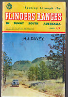 Touring the Flinders Ranges South Australia Rare Vintage Guide Book by H.J Davey