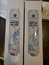 GE GSWF Refrigerator Water Filter, 2-Pack new open box