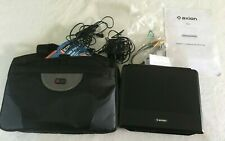 """Axion 7"""" Inch Portable DVD Player LCD Monitor AC & DC Car Adapter 16-471"""