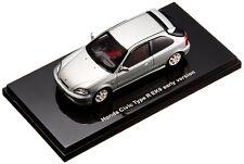 44837 EBBRO 1/43 Honda Civic Type R EK9 early versionSILVER