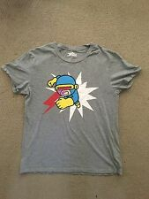 Tokidoki T-shirt Lot Of 5 Size Large ( Street Fighter, Marvel )