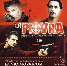 Ennio Morricone-La Piovra [Neue CD] Italien-Import