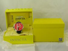 Invicta S1 Rally No. 90105 Red Dial