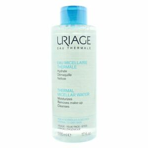 Uriage Eau Micellaire Thermale Normal To Dry Skin 500ml Unisex