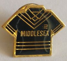 Middlesex Football Club Jersey Pin Badge Rare UK Soccer Memorabilia (E3)
