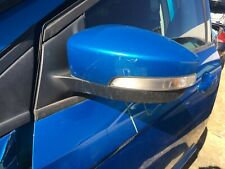 2016 2017 2018 Ford Focus Left Driver Side Used Power Door Mirror Z9 Blue