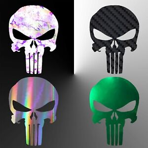 Punisher Sticker - Specialty Punisher Skull Decal - Chris Kyle