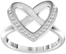 Genuine SWAROVSKI Cupidon Ring, Size 55