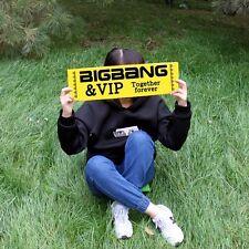 KPOP BIGBANG VIP Concert Support Banner G-DRAGON TOP TAEYANG DAESUNG SEUNGRI