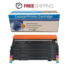 4 pk CLT406SB Color Set for Samsung CLX-3305FW CLX-3305FN CLX-3305W Printer