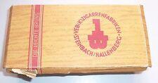 Zigarrenschachtel voll altes Kabel für Modellbau Modelleisenbahn Elektrik !