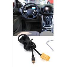 3.5mm Jack AUX IN USB Adattatore Di Ingresso Cavo per Fiat Grande Punto MP3