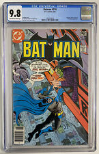 BATMAN #314 CGC 9.8 NM/MT OW/WH PGS TWO-FACE COVER (DC AUGUST 1979)