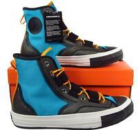 Converse Chuck Taylor 70 Tech Hiker Hi Top Sneaker RAPID TEAL 162283C 11.5 MEN