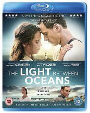 BLU RAY THE LIGHT BETWEEN OCEANS    BRAND NEW SEALED GENUINE UK STOCK