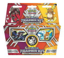 Pokemon TRAINER KIT SOLE E LUNA in Italiano Nuovo con 60 Carte