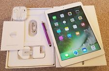 GRADE A*Apple iPad Air 1st Gen-16GB, Wi-Fi+4G Cellular (Unlocked),9.7in - Silver
