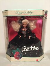 Happy Holidays Barbie Special Edition 1991 BRAND NEW IN ORIGINAL BOX VERY RARE!