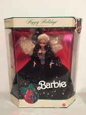 Happy Holidays Barbie Special Edition 1991 BRAND NEW IN ORIGINAL BOX VERY RARE!