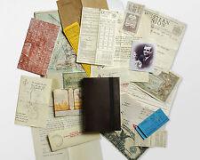 Indiana Jones Grail Diary Story Prop Replica plus over 25 AMAZING Inserts