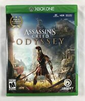 Ubisoft Assassin's Creed Odyssey Standard Edition Xbox One 2018 NEW/SEALED
