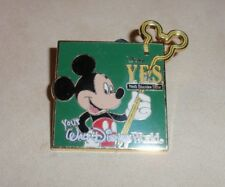 Disney Collector Pin Mickey Mouse  YES Youth Education Series