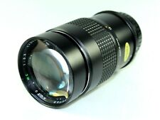 Rexatar Auto MC 3.3 200mm Telephoto Camera Lens for Pentax K PK Mount