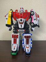 Power Rangers S.P.D. Sentai Dekaranger DX Deka Ranger Robo Megazord BANDAI Japan