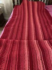Handmade Hairpin Lace Afgan