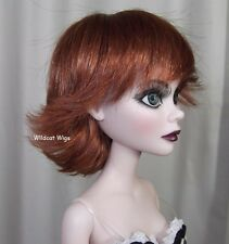 Wig for Evangeline Ghastly ..  Roxy Wig in Foxy Red!  Size 6/7