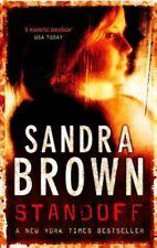 SANDRA BROWN_____ STAND OFF__BRAND NEW