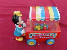 VINTAGE MICKEY'S CORN POPPER TOY COLLECTIBLE