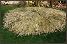 9 FT TIKI THATCH PALAPA PALM GRASS RESORT GRADE