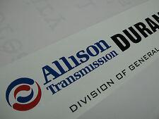 """Allison,Transmission,Duramax,Deisel,GM,Chevolet,Alum.Sign,6""""x22"""""""