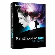 Corel Psp2018ulmlmbeu PaintShop Pro 2018 Ultimate