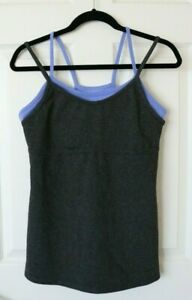 GAP FIT Double Layer Sporty Tank Top Size M (Built-In Bra)