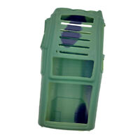 Silicone Case Holster Shell Cover For Baofeng UV-82 UV-82HP 82L Radio Green