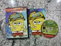 SpongeBob SquarePants Battle for Bikini Bottom PS2 Playstation 2 Greatest Hits