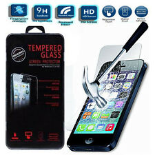 Genuine Gorilla HD Real Tempered Glass Screen Protector For iPhone 5 5G 5S 5C SE