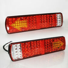 24v Led Rear Tail Lights for Truck Lorry Tipper Renault Midlum M 210 Kerax