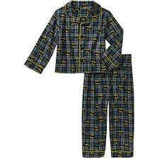 Boys Batman 2pc Flannel Pajama Set New with Tags!! Size 4/5! Warm & Cozy!! NWT