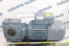 SEW 0,75 KW 60 min Getriebemotor SA47/TDRS80S4BE1HF/TF Gearbox