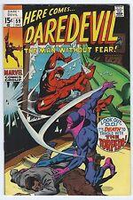 DAREDEVIL #59 VF 8.0 Higher Grade Netflix Series