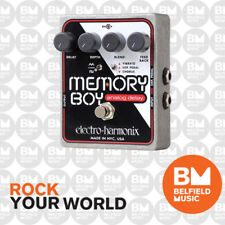Electro-Harmonix EHX Memory Boy Analog Delay w/ Chorus Vibrato Effects Pedal FX