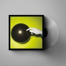 Suuns Felt CLEAR VINYL LP Record & MP3! hypnotic future-pop/indie rock album NEW