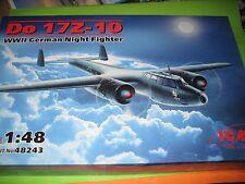 DORNIER DO-17 Z 10 NIGHT BY ICM 1/48 - REF.48243